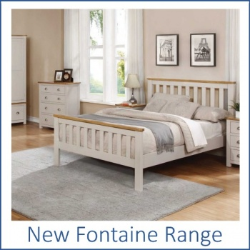 Fontaine Bedroom Range