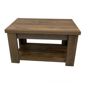 Coffee Table - Cologne with Shelf
